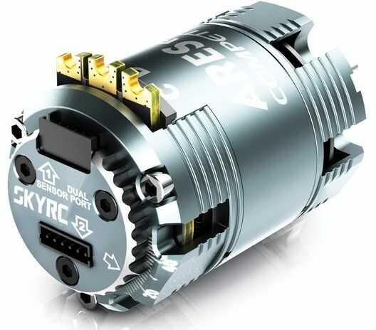 SkyRC ARES Pro Motor 1760KV 21.5T