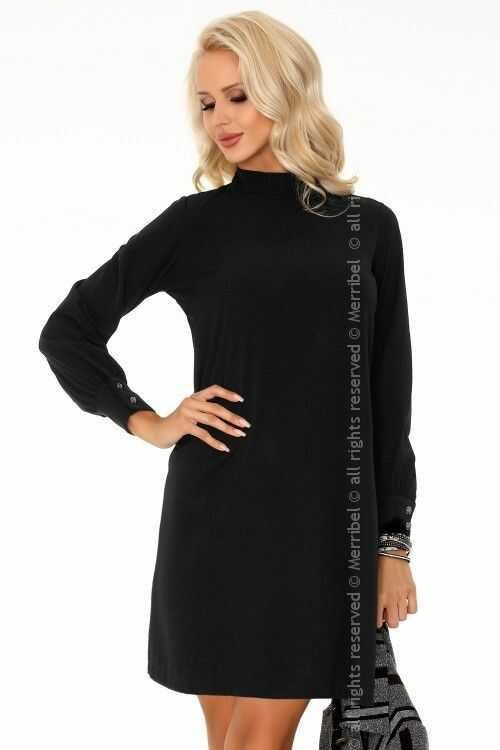 Mafaldi Black 85348 sukienka