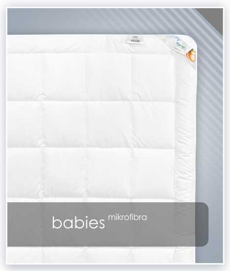 Kołdra i poduszka dla dziecka Mikrofibra AMZ