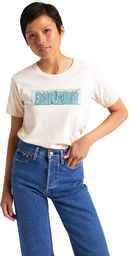 t-shirt damski BURTON ELSIE SS Creme Brulee