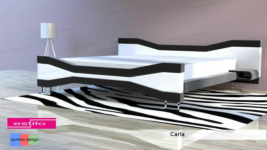 Łóżko do sypialni Carla - łóżka młodzieżowe