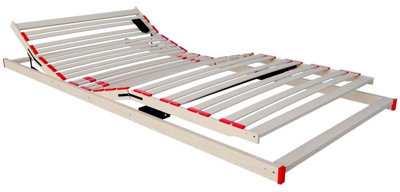 Stelaż MACEDONIA JANPOL regulowany elektronicznie, Rozmiar: 100x200 Darmowa dostawa, Wiele produktów dostępnych od ręki!