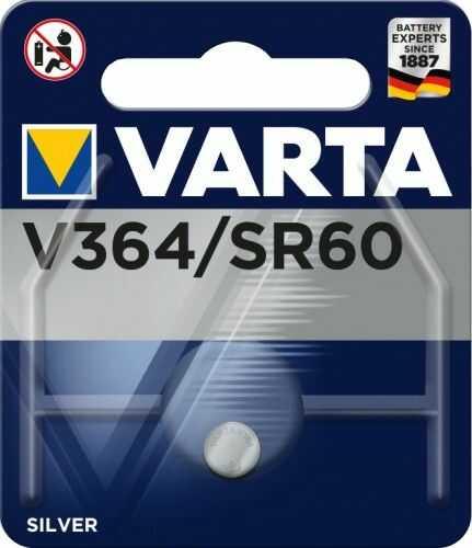 BATERIA VARTA V364 ZEGARKOWA