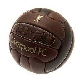 Liverpool FC - minipiłka retro