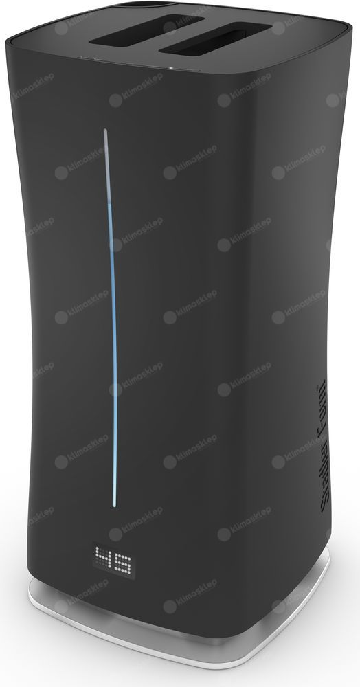 Ultradźwiękowy nawilżacz powietrza Stadler Form Eva - czarny