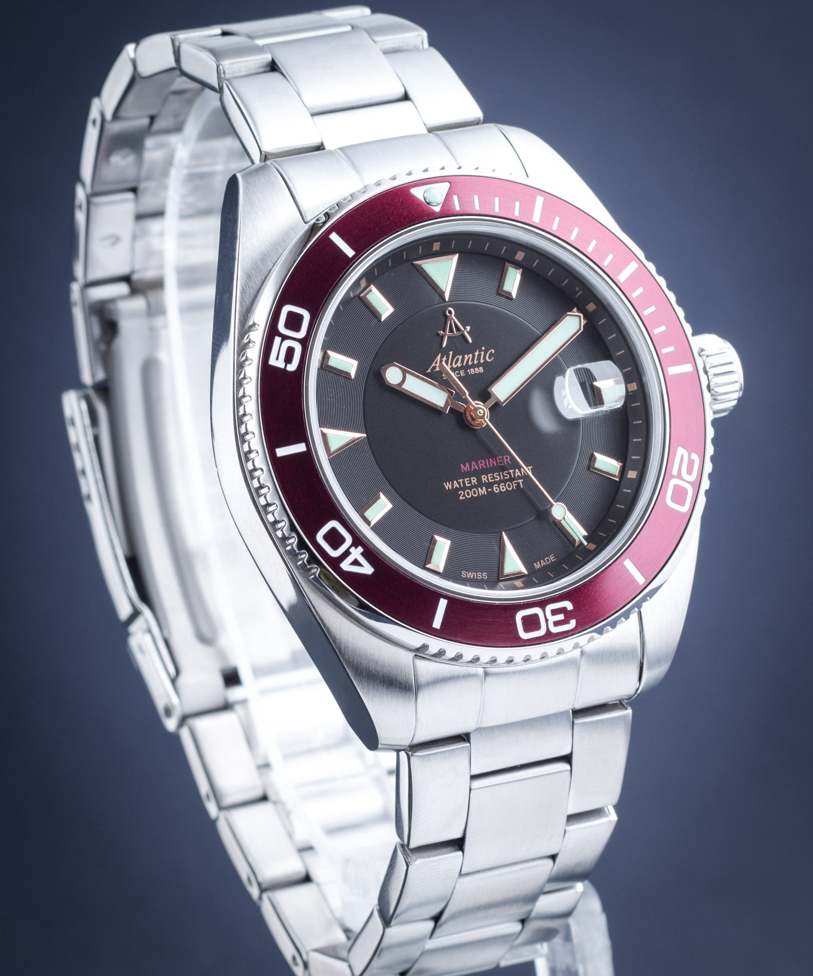 Zegarek męski Atlantic Mariner