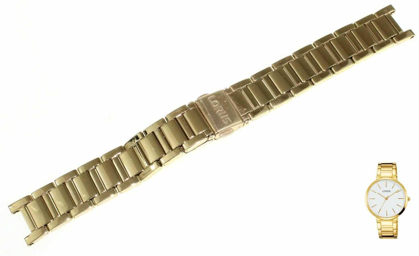Bransoleta do zegarka Lorus 16 mm RH808CX9