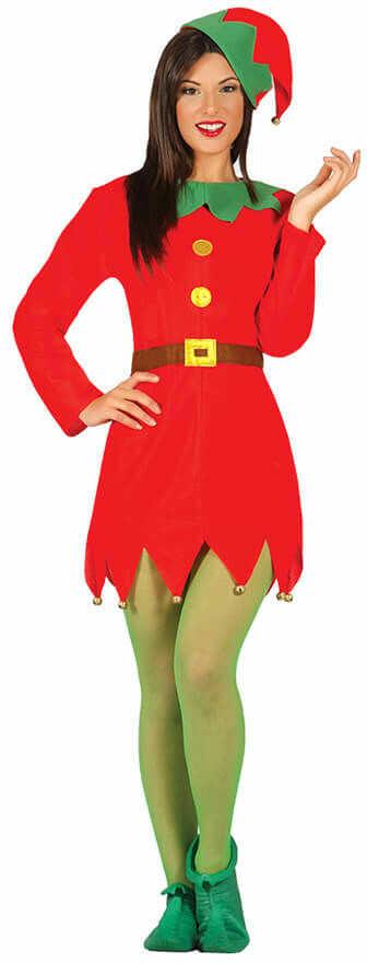 Kostium Elfa dla kobiety - L (40-42)