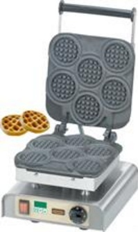 Gofrownica Waffle Coin 230V / 2,2kW