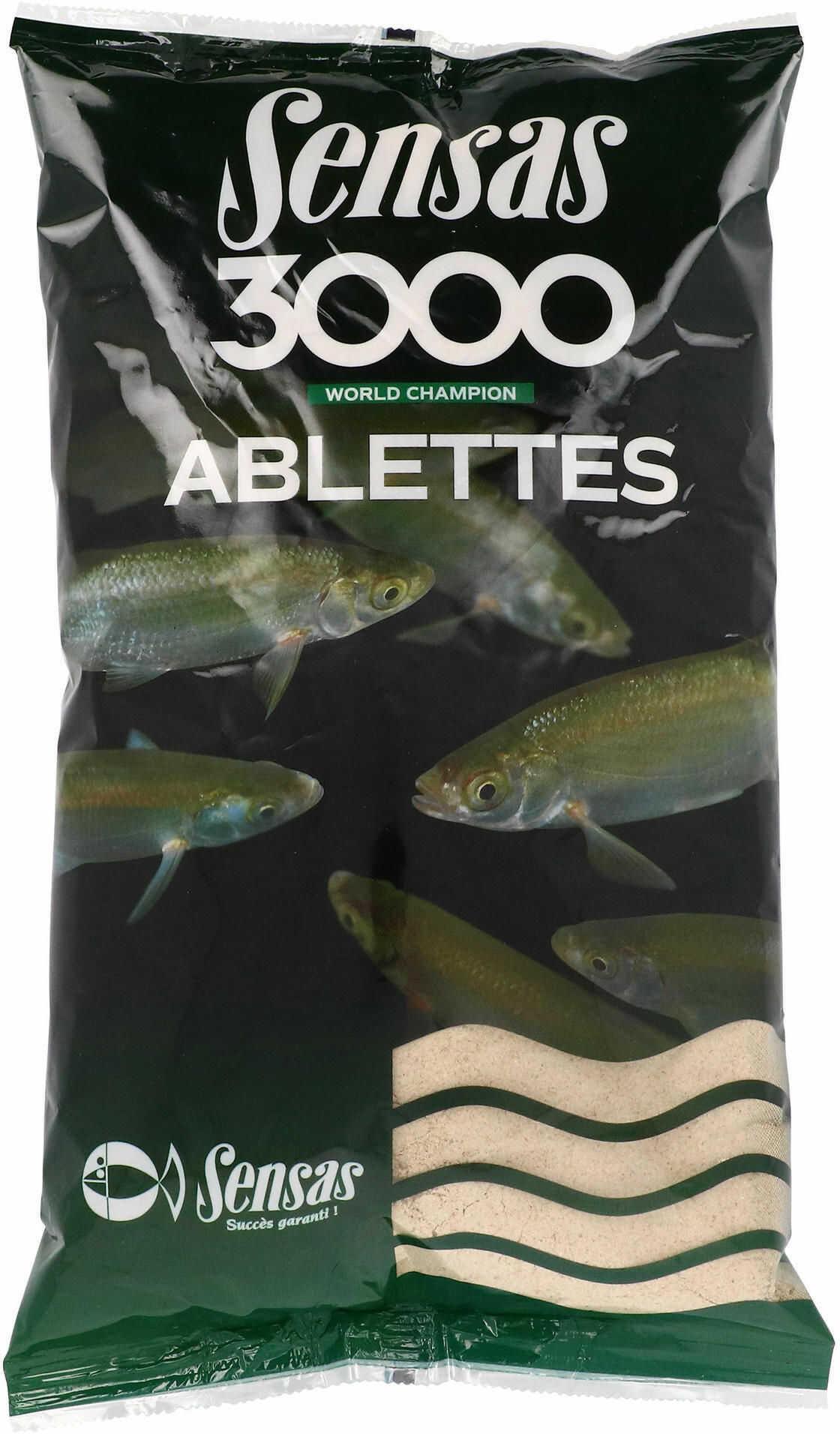 Zanęta 3000 na ukleje 1 kg