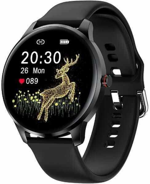 GARETT Smartwatch Garett Women Paula czarny