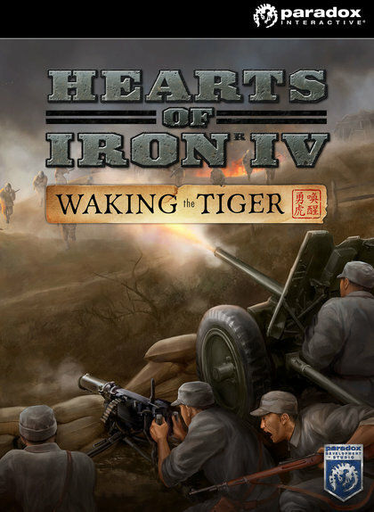 Hearts of Iron IV: Waking the Tiger (PC) klucz Steam