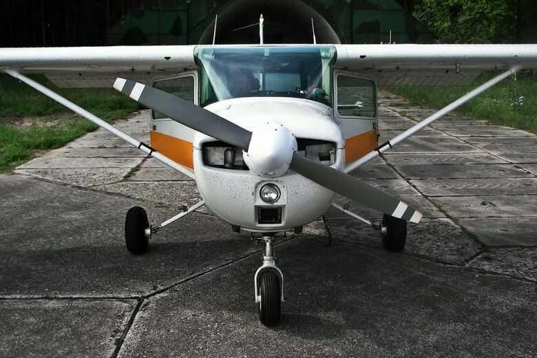 Lot Awionetką Cessna 150  Bydgoszcz
