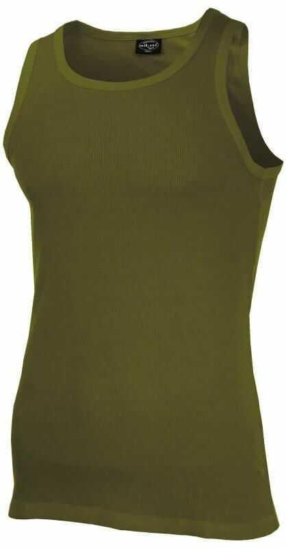 Koszulka bez rękawów Mil-Tec Rip Tank Top Olive (11002001)