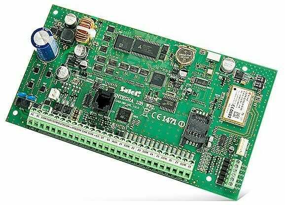 Zestaw alarmowy INTEGRA 128-WRL SATEL