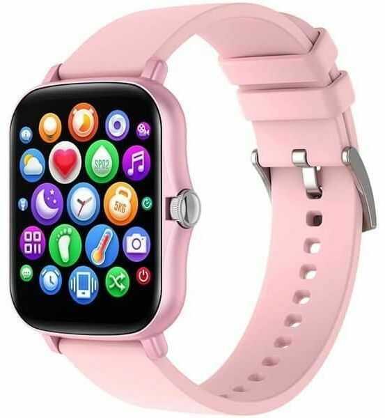 GARETT Smartwatch Garett Sport Activity różowy