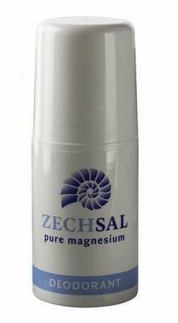 Dezodorant z chlorkiem magnezu, bez aluminium Zechsal, 75ml