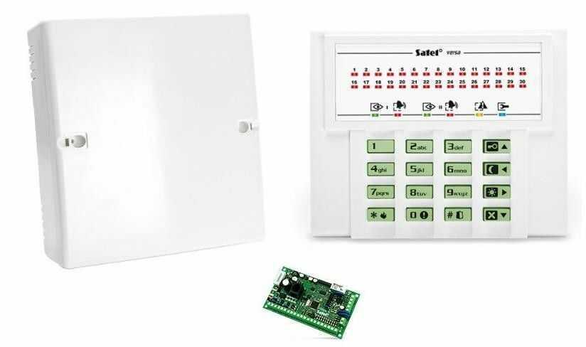 Zestaw alarmowy VERSA 5-KLED SATEL