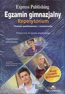 Egzamin gimnazjalny Repetytorium język angielski