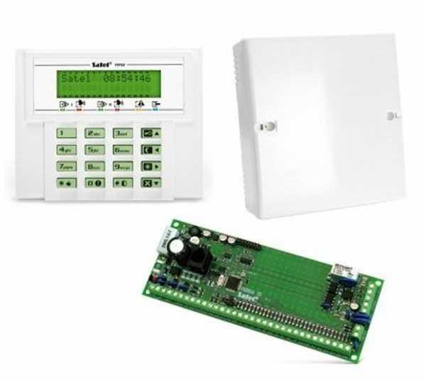 Zestaw alarmowy VERSA 15-KLCD SATEL