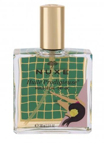 NUXE Huile Prodigieuse Limited Edition Multi-Purpose Dry Oil olejek do ciała 100 ml dla kobiet Yellow
