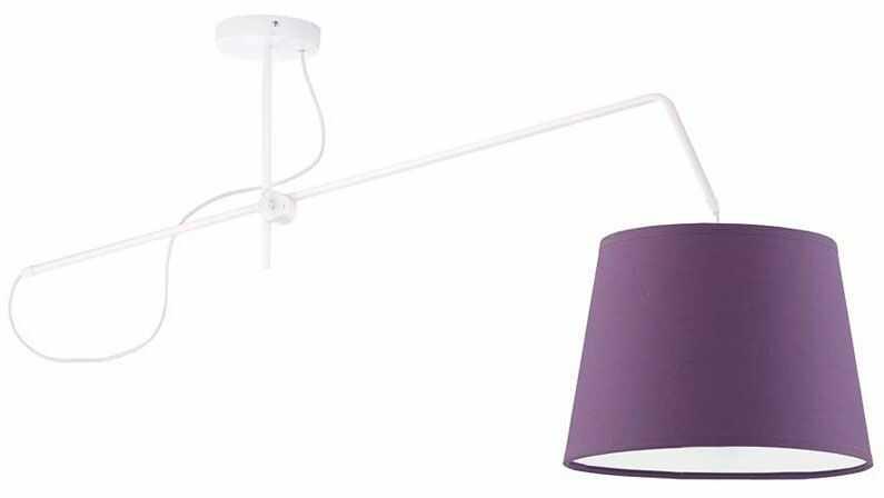 Lampa wisząca z regulacją góra-dół EX239-Oviedex - 18 kolorów do wyboru
