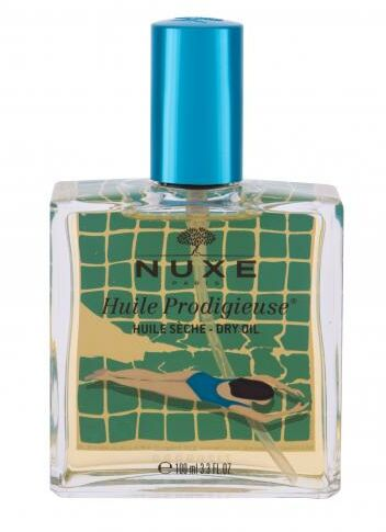 NUXE Huile Prodigieuse Limited Edition Multi-Purpose Dry Oil olejek do ciała 100 ml dla kobiet Blue