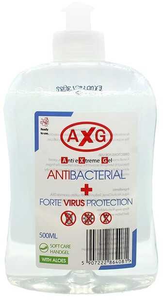 Żel antybakteryjny do rąk AXG