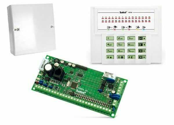 Zestaw alarmowy VERSA 10-KLED SATEL