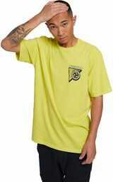 t-shirt męski BURTON ROSECRANS SS Limeade