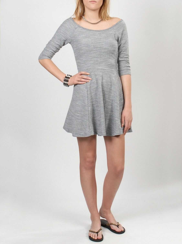 Roxy COTTONWOOD SGRH krótkie sukienki - L