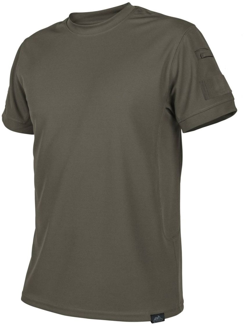 Koszulka termoaktywna Tactical T-shirt Helikon TopCool Lite Olive Green (TS-TTS-TL-02) H