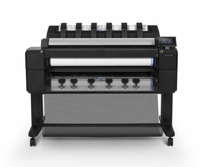 Ploter HP T2530PS (914mm) L2Y26A PLATINUM PARTNER HP 2018