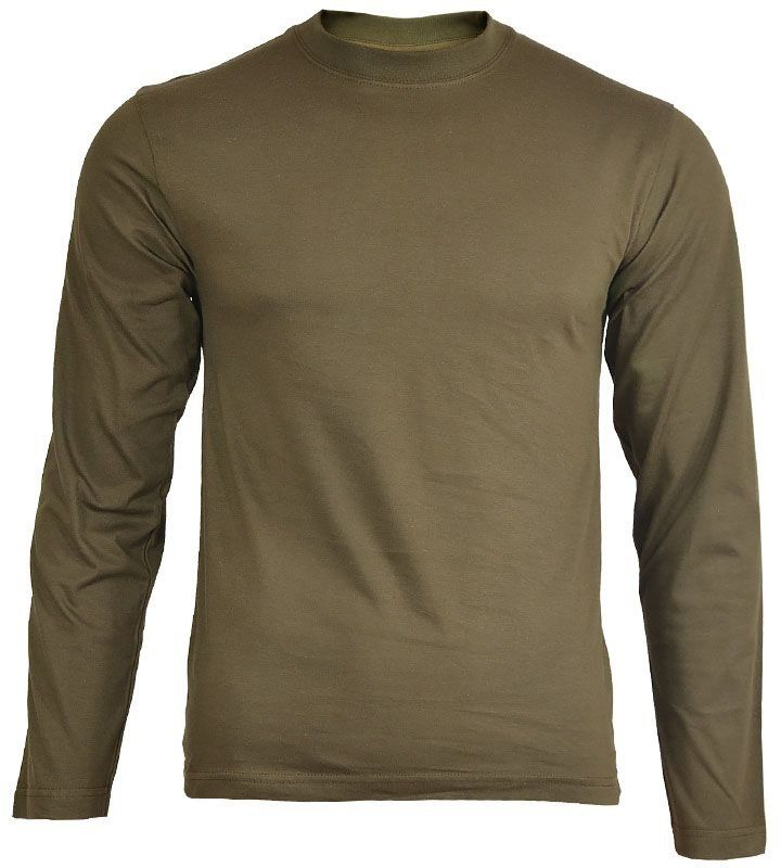 Koszulka Mil-Tec Longsleeve Olive (11065001)