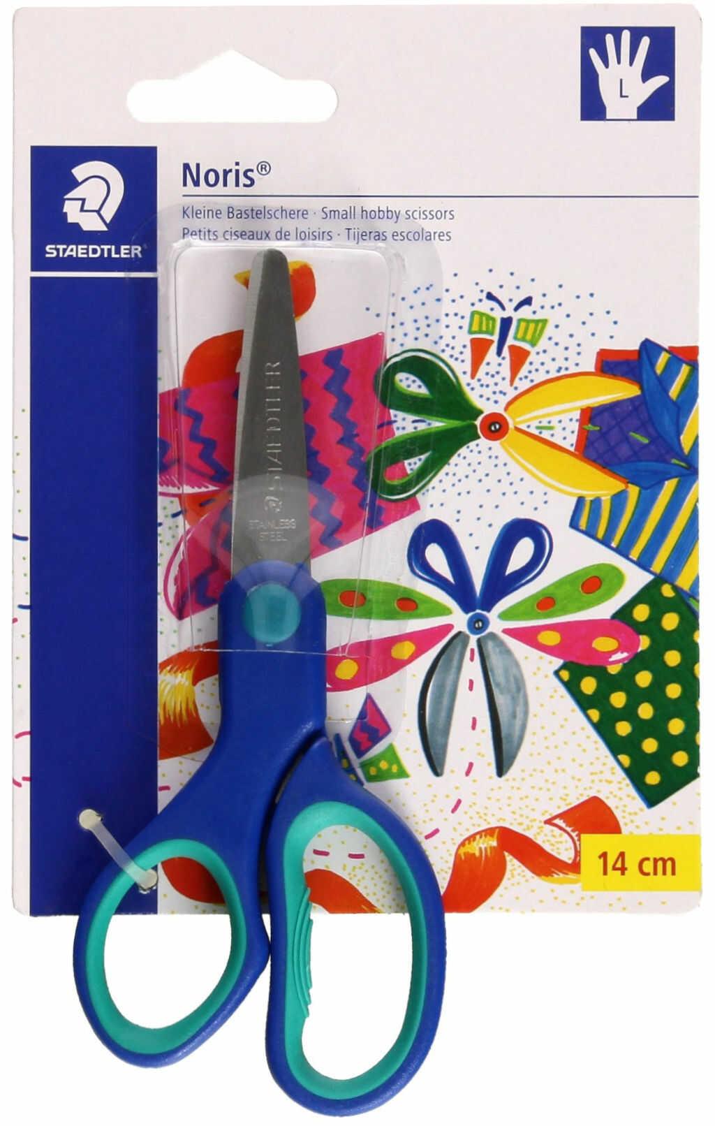 Nożyczki 14cm leworęczne Staedtler S965