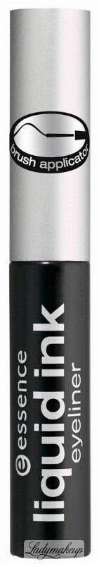 Essence - Liquid Ink Eyeliner - Eyeliner w płynie