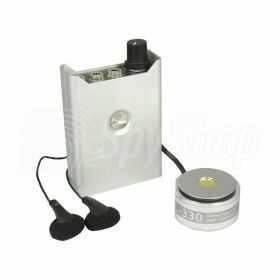 Podsłuch stetoskopowy z mikrofonem bezigłowym wrażliwy na ludzki głos - FL-330