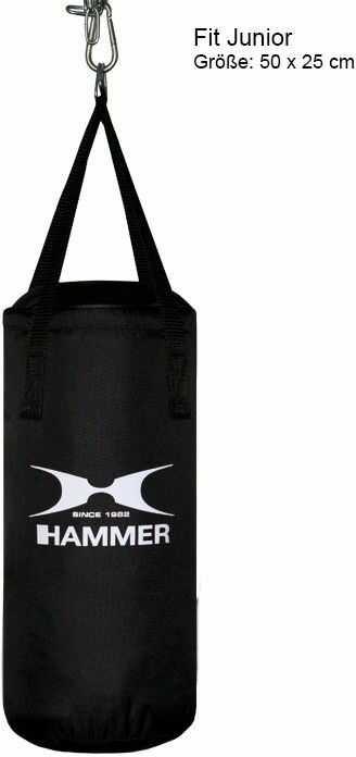 Worek treningowy HAMMER FIT - 50x25 cm
