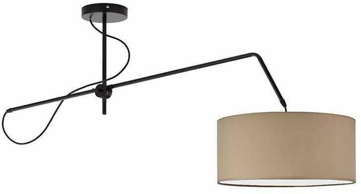 Lampa wisząca z ruchomym ramieniem EX244-Risa - 18 kolorów do wyboru