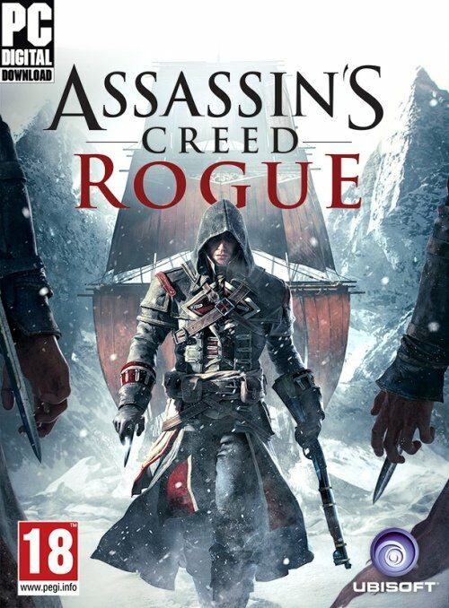 Assassin''s Creed Rogue Deluxe Edition (PC) Klucz Uplay