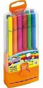 Pisaki trójkatne 12 kolorów FIORELLO