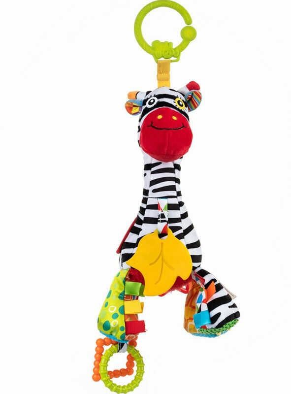 Dumel BaliBazoo - Zawieszka Zebra Zoya z pozytywką 84810