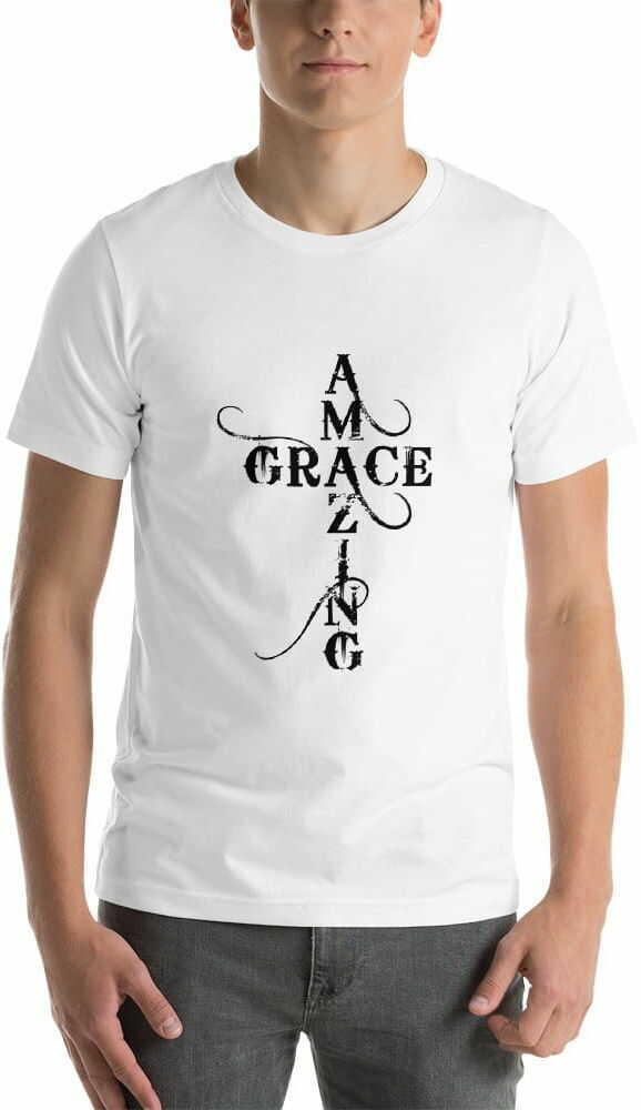 Koszulka religijna Amazing Grace