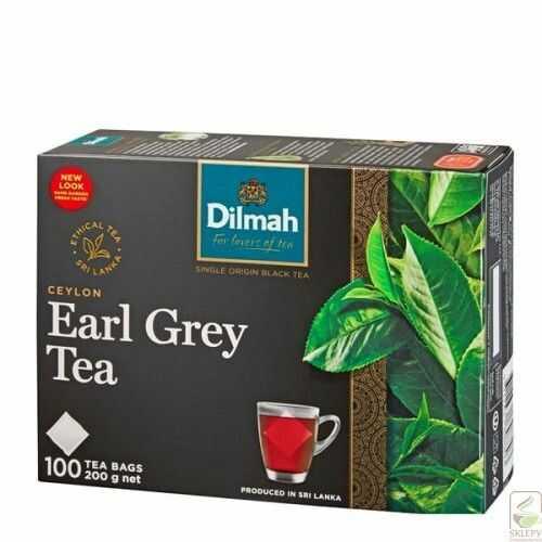 Dilmah Earl Grey ex100 bez zawieszek