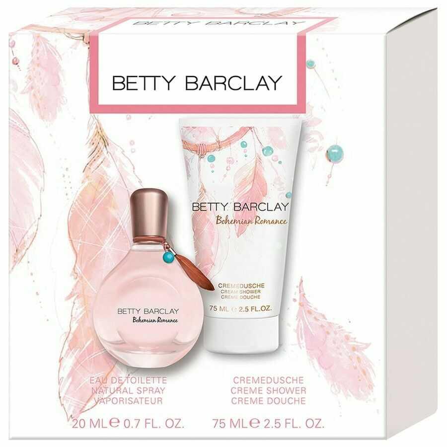 Betty Barclay Bohemian Romance Betty Barclay Bohemian Romance Gift set duftset 1.0 pieces