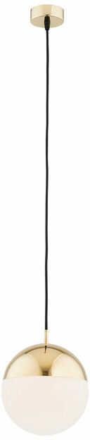 Lampa wisząca Livia 4029 Argon złota oprawa w stylu nowoczesnym