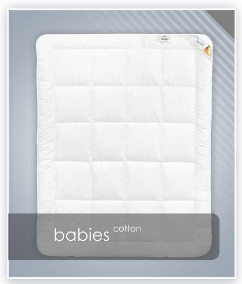 Kołdra i poduszka dla dziecka Cotton AMZ
