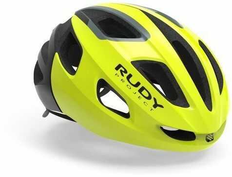 RUDY PROJECT Kask rowerowy STRYM żółty fluo