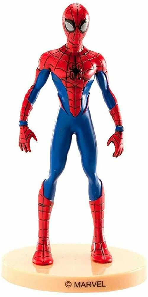 Dekora Figurka Marvel Spiderman, wielobarwna, jeden rozmiar