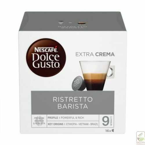 NESCAFE DOLCE GUSTO Ristretto Barista 16 kapsułek